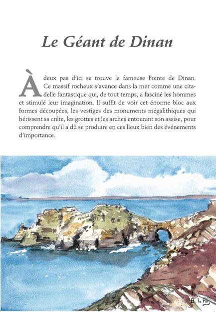 Contes du labyrinthe, Contes et légendes de la Presqu?île de Crozon