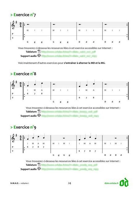 Nouvelle méthode d'accordéon Diatonique - ORLUDIATO