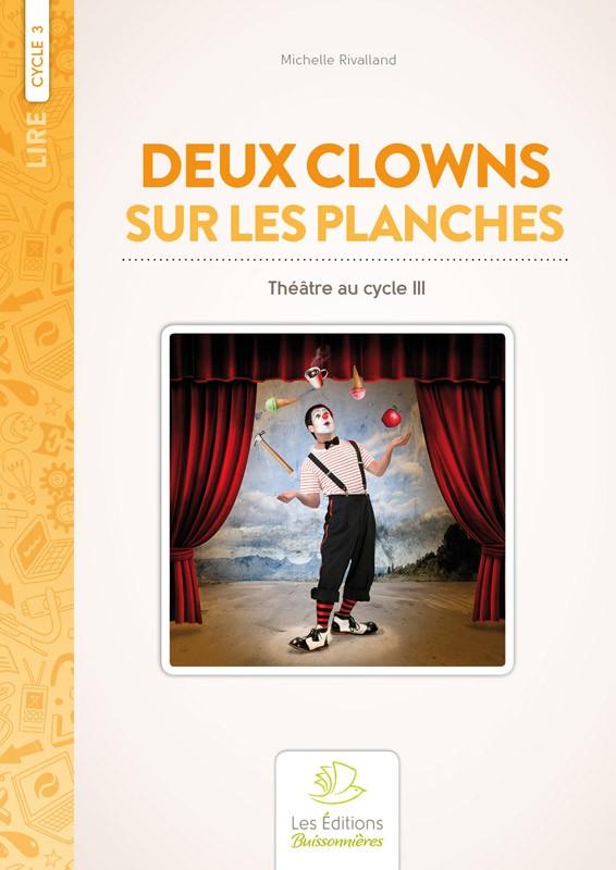 Deux clowns sur les planches (théâtre)