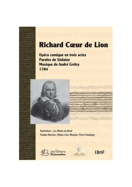 RICHARD CŒUR DE LYON