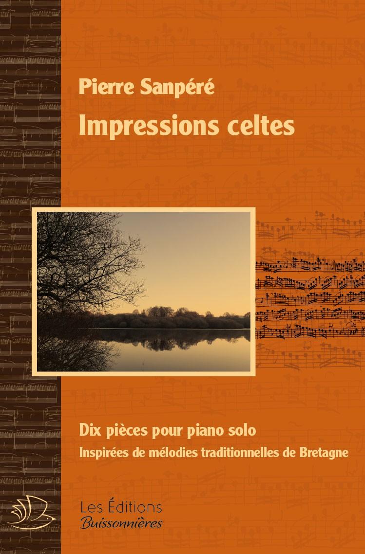 Impressions celtes, Pierre Sanpéré