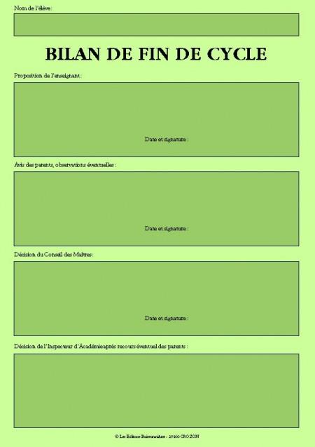 Dossier scolaire cartonné