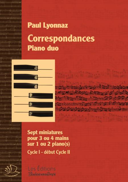Correspondances - Paul Lyonnaz