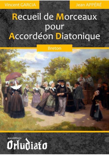 RECUEIL DE MORCEAUX BRETONS...