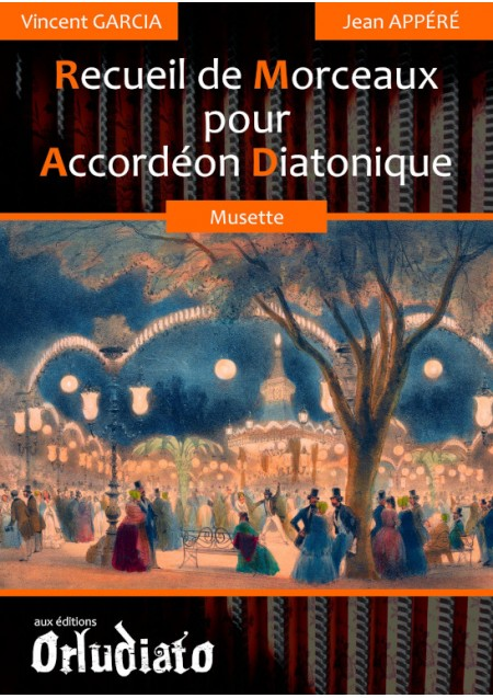 RECUEIL MUSETTE POUR...