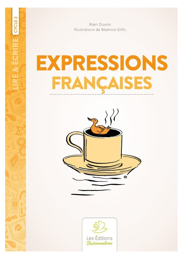 Expressions françaises - cycle 3