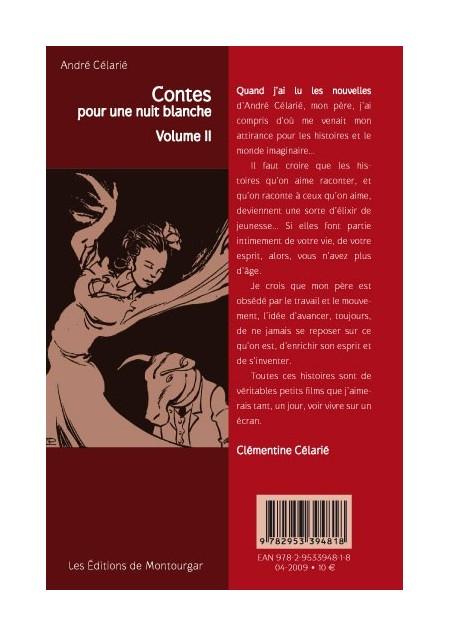 Contes pour une nuit blanche, vol. II, André Célarié