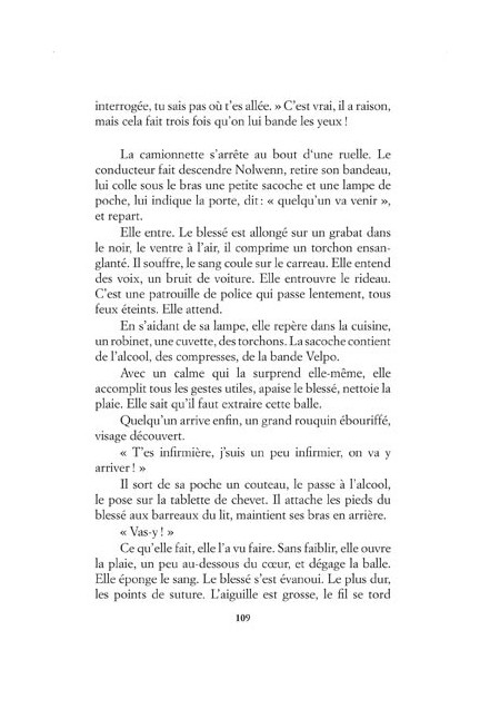 Nolwenn et les enfants des ombres, André Célarié