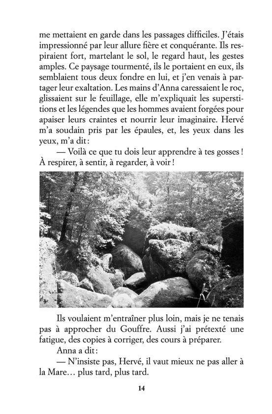 Le Secret d'une vie, André Célarié