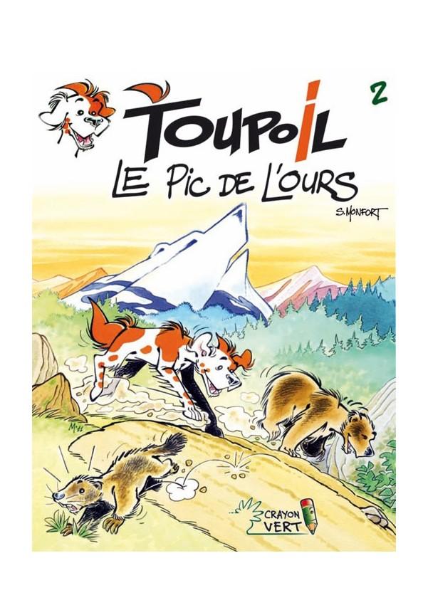 BD Toupoil [I]Le pic de l'ours[/I]