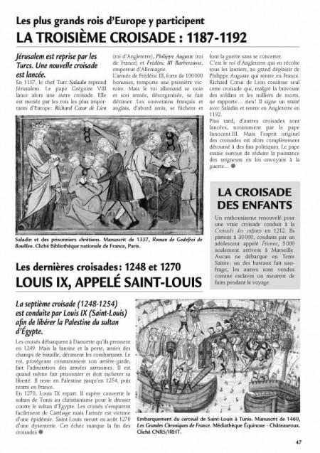 La gazette de la terre - Histoire au cycle III - volume 2