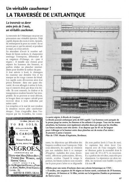 La gazette de la terre - Histoire au cycle III - volume 3