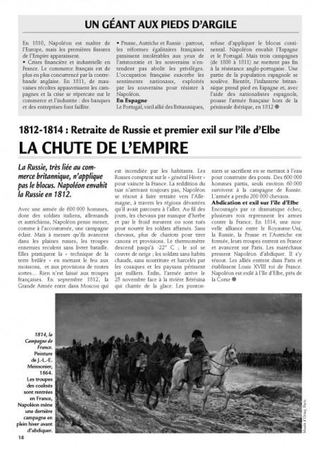 La gazette de la terre - Histoire au cycle III - volume 4